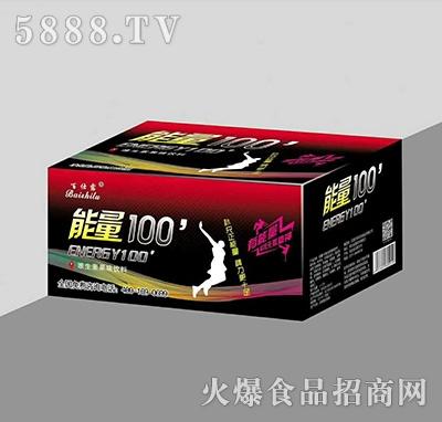百仕露能量100�S生素果味�料375mlx24瓶