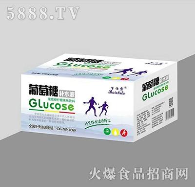 百仕露葡萄糖�a水液375mlx24瓶