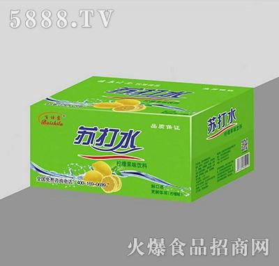 百仕露�K打水��檬果味�料375mlx24瓶