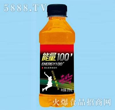 百仕露能量100�S生素果味�料375ml