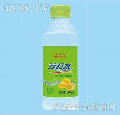 百仕露�K打水��檬果味�料375ml