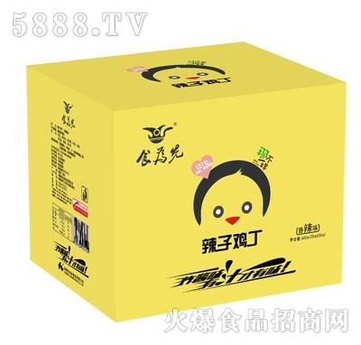 食为先辣子鸡丁香辣味20gX30包产品图