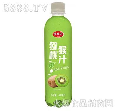 优胜乐猕猴桃汁480ml产品图