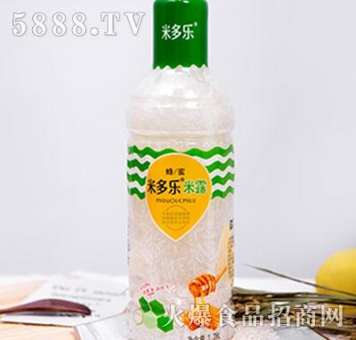 米多乐蜂蜜米露1.25L产品图