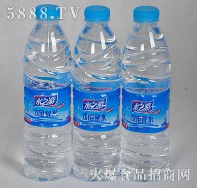 水之游饮用泉水产品图