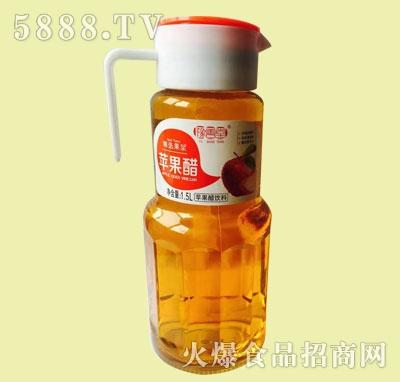 豫善堂苹果醋饮料1.5L产品图