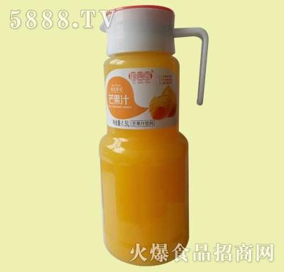 豫善堂芒果汁饮料1.5L