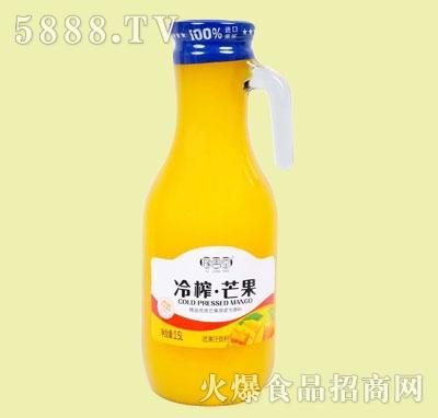 豫善堂冷榨芒果汁饮料1.5L