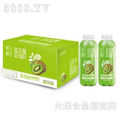 乐朋益生菌发酵猕猴桃汁480mlX15