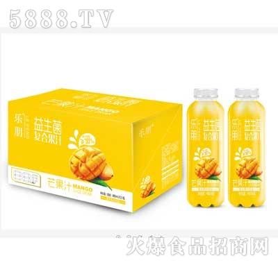 乐朋益生菌发酵芒果汁480mlX15