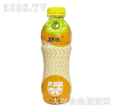 宜泉柠檬茶400ml
