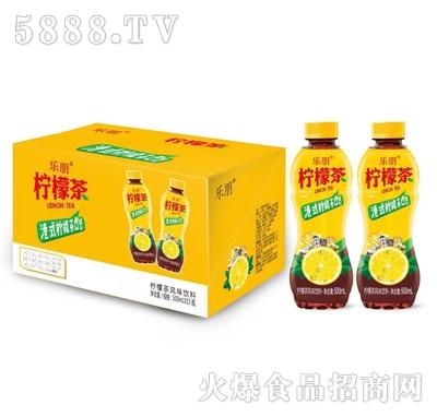 乐朋柠檬茶500mlX15