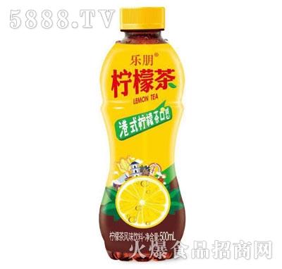 乐朋柠檬茶500ml