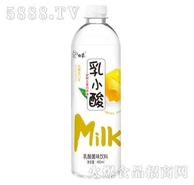 白象乳小酸乳酸菌味饮料480ml