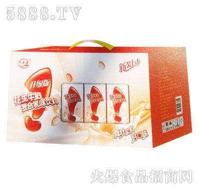 九里源花生牛奶复合乳味饮料250mlx9盒