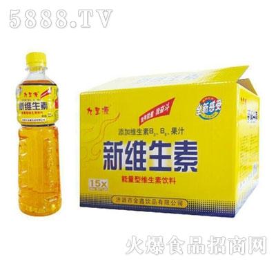 九里源新维生素饮料600mlx15瓶