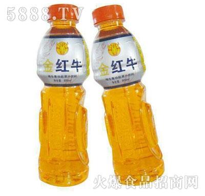 金红牛维生素功能果汁饮料600ml