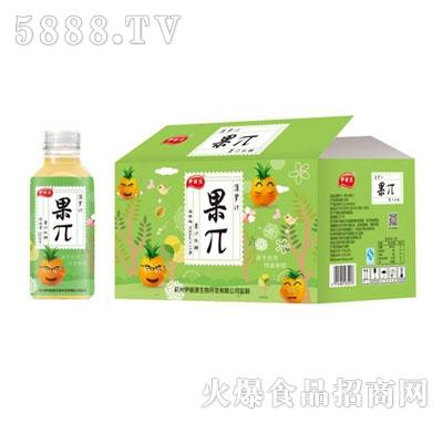 九里源菠萝汁果π500mlx15瓶