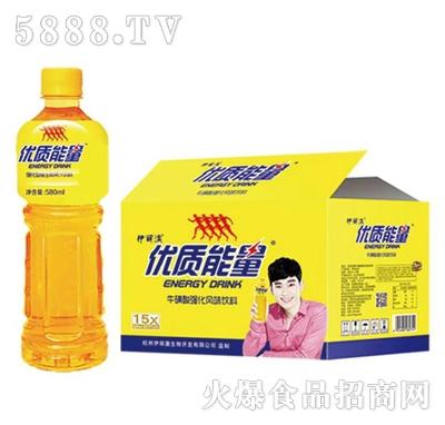 伊丽澳体质能量牛磺酸强化风味饮料500mlx15瓶