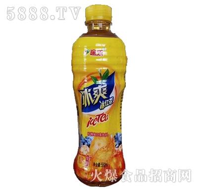 途乐冰爽冰红茶柠檬味茶饮料550ml