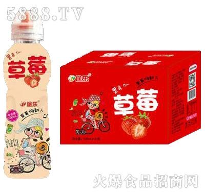 途乐草莓果汁500ml
