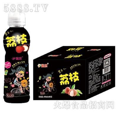 途乐荔枝果汁500mlx15瓶