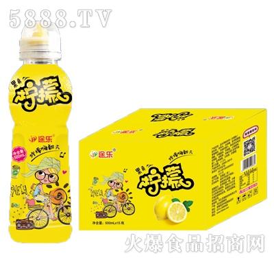 途乐柠檬果汁500mlx15瓶