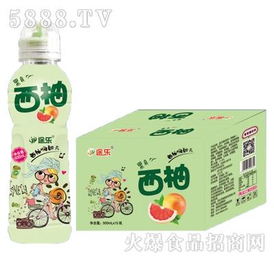 途乐西柚果汁500mlx15瓶