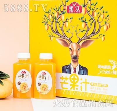甄沃芒果汁复合果汁饮料