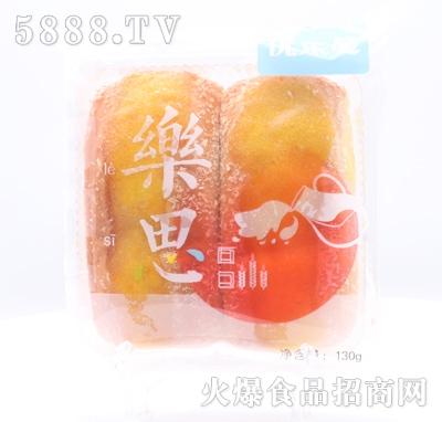 优乐曼乐思面包130g产品图