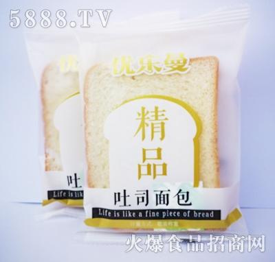 优乐曼精品土司面包产品图
