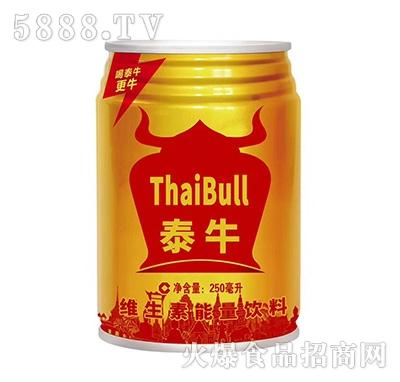 泰牛维生素能量饮料