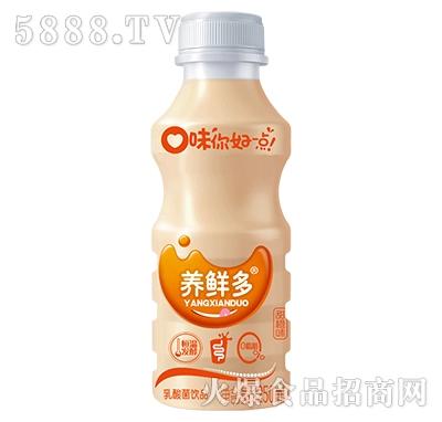 养鲜多乳酸菌饮品甜橙味1250ml