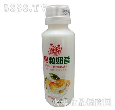 椰芝岛果粒奶昔酸奶饮品310ml