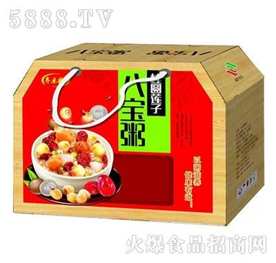 齐乐福桂圆莲子八宝粥礼盒