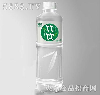 港柠竹饮淡竹叶水饮料395ml