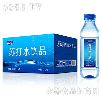 完达山苏打水饮料360mlx24瓶
