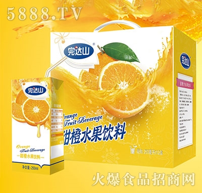 完�_山甜橙水果�料效果�D