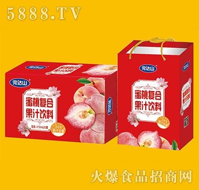 完�_山蜜桃果汁�料310mlx20罐