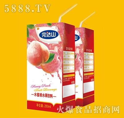 完�_山水蜜桃水果�料250ml