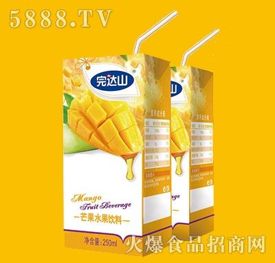 完达山芒果水果饮料250ml