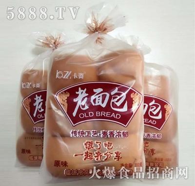 卡资原味老面包300g