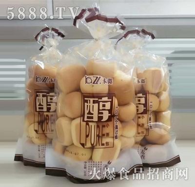 卡资全麦醇香小面包260g
