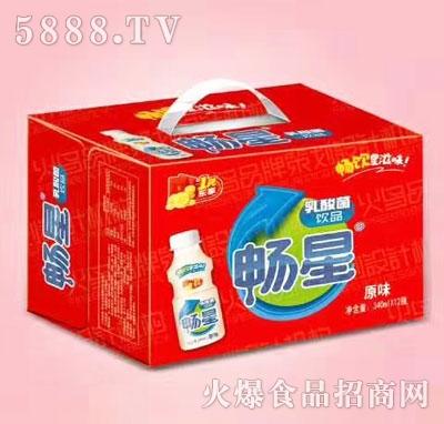 畅星乳酸菌饮品原味340mlx12