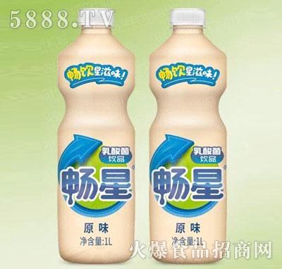 畅星乳酸菌饮品原味1L