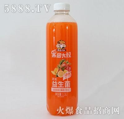 果园大叔复合果蔬汁1.1L产品图