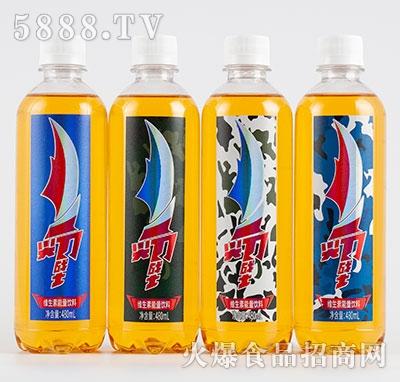 尖刀战士维生素饮料产品图
