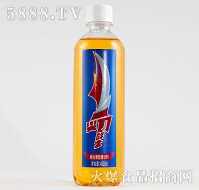尖刀战士维生素饮料480ml产品图