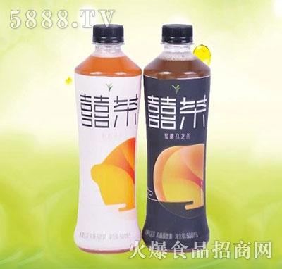 �植韫�味茶饮料500ml