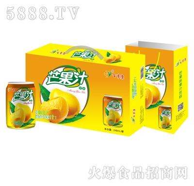 百事康芒果汁(箱)